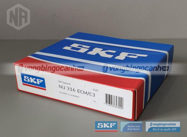 Vòng bi SKF NU 316 ECM/C3 chính hãng