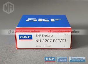 Vòng bi NU 2207 ECP/C3 SKF chính hãng