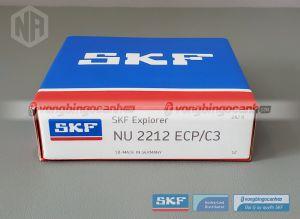 Vòng bi NU 2212 ECP/C3 SKF chính hãng