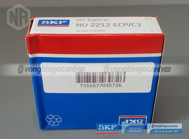 Vòng bi SKF NU 2212 ECP/C3 chính hãng