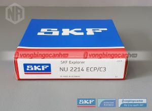 Vòng bi NU 2214 ECP/C3 SKF chính hãng