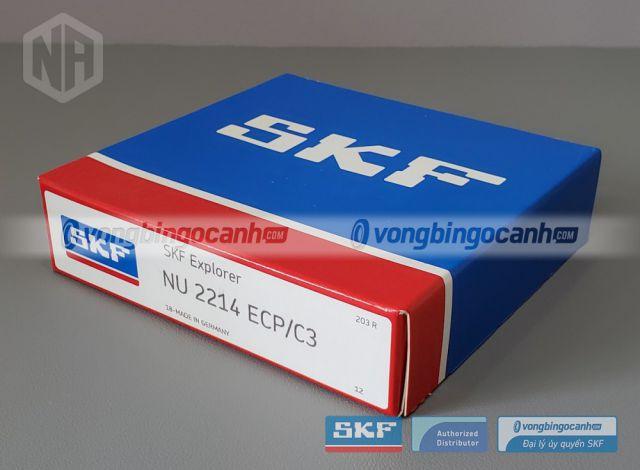 Vòng bi SKF NU 2214 ECP/C3 chính hãng