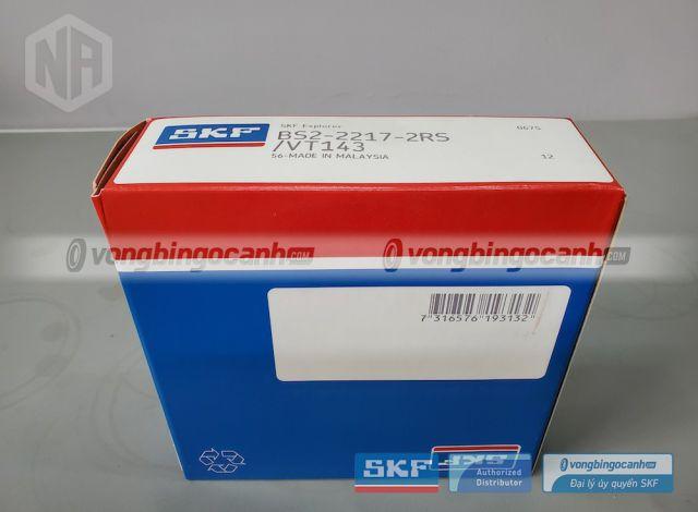 Vòng bi SKF BS2-2217-2RS/VT143 chính hãng