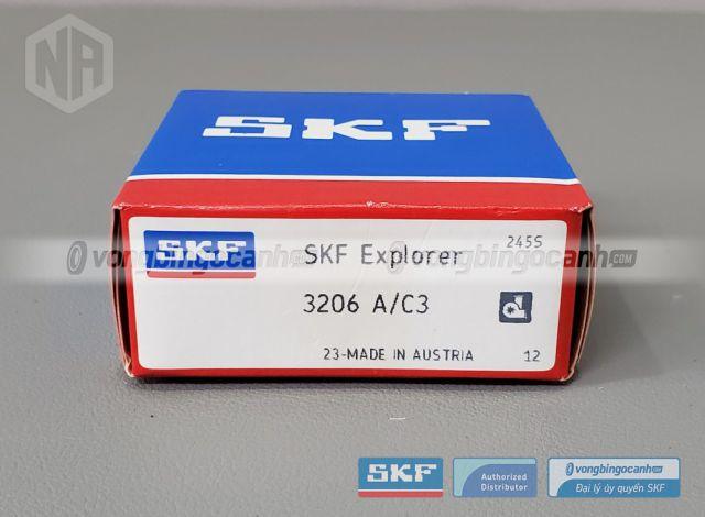 Vòng bi 3206 A/C3 chính hãng SKF