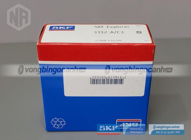 Vòng bi 3312 A/C3 chính hãng SKF