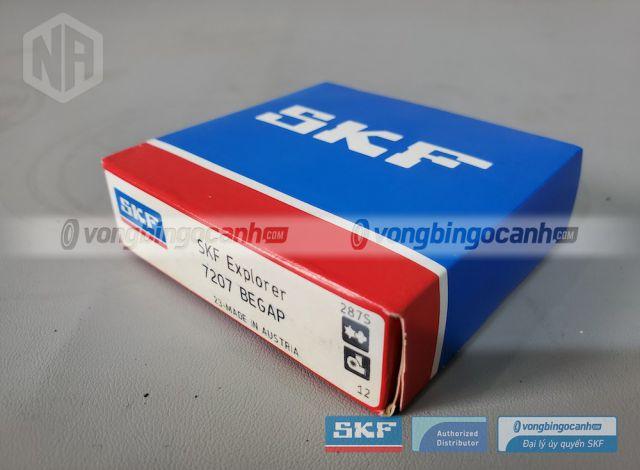 Vòng bi 7207 BEGAP chính hãng SKF