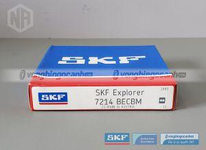 Vòng bi 7214 BECBM SKF chính hãng
