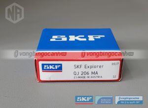 Vòng bi QJ 206 MA SKF chính hãng