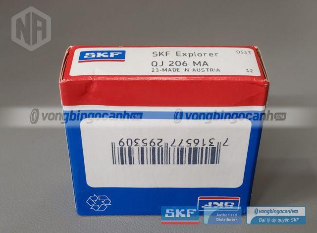 Vòng bi QJ 206 MA chính hãng SKF