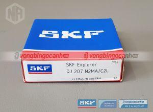 Vòng bi QJ 207 N2MA/C2L SKF chính hãng