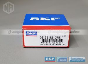 Vòng bi GE 25 ES-2RS SKF chính hãng