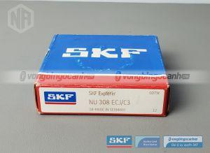 Vòng bi NU 308 ECJ/C3 SKF chính hãng