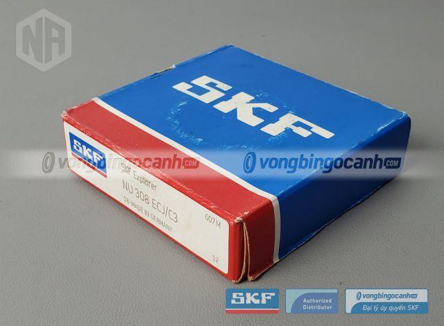 Vòng bi SKF NU 308 ECJ/C3 chính hãng