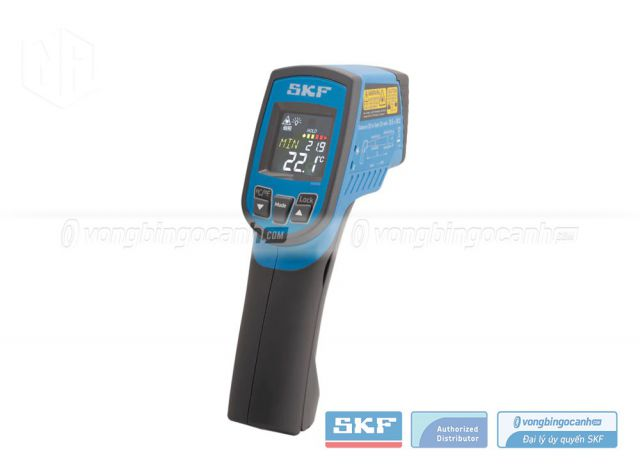 SKF TKTL 21, Súng đo nhiệt độ không tiếp xúc