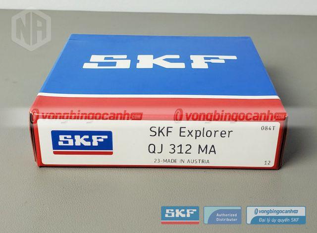 Vòng bi QJ 312 MA chính hãng SKF