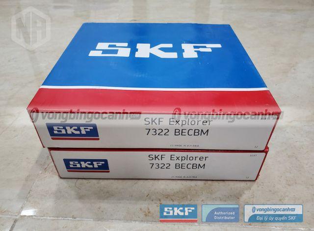 Vòng bi 7322 BECBM chính hãng SKF